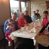 BHCC's first family to Easter Brunch!